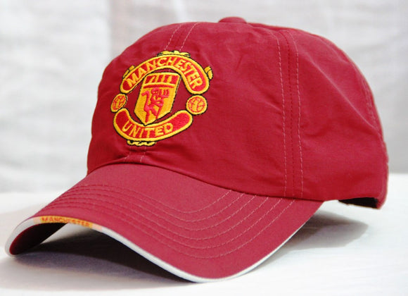 Cap Manchester United - Deep Red