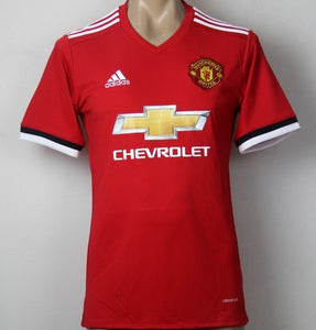 Manchester United Home 2017-18 Jersey and Shorts