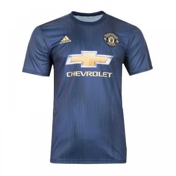 Manchester United Away Jersey & Shorts 2018-19