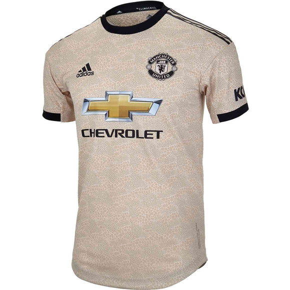 Original Manchester United Away Player's Jersey 2019/20 [Superior Quality]