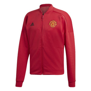 Original Manchester United Premium Zipper Red 2018-19