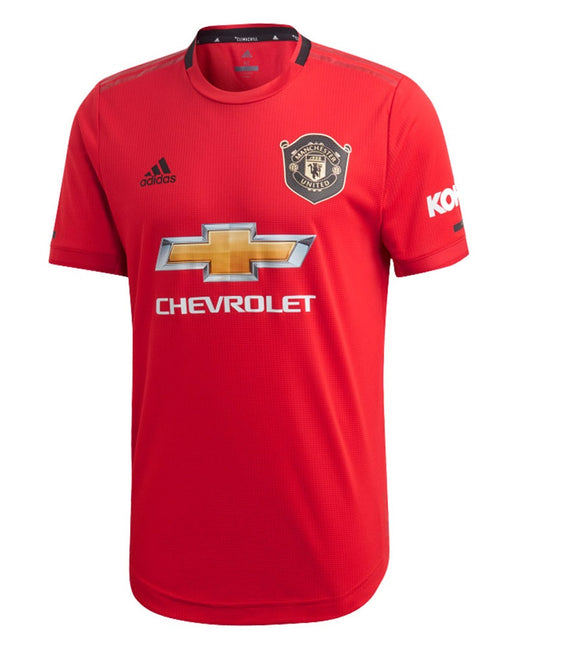 Original Manchester United Home Player's Jersey 2019/20 [Superior Quality]