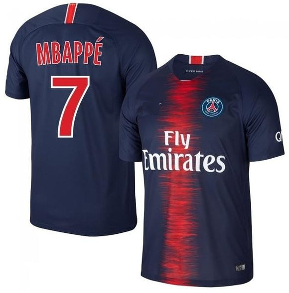 Original Mbappe' PSG Home Jersey 2018-19 [Superior Quality]
