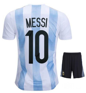 6dbde9425 Argentina Football Jersey FIFA World Cup 2018 replica kit online India –  SportsHeap