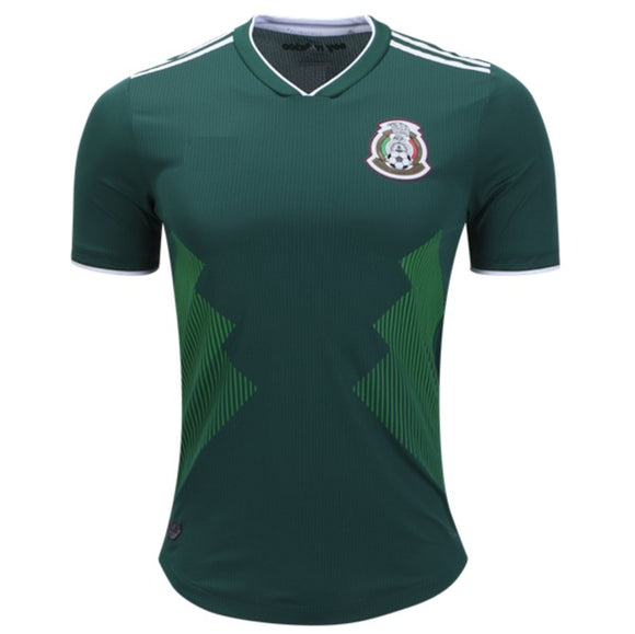 Mexico Home Jersey & Shorts FIFA World Cup 2018