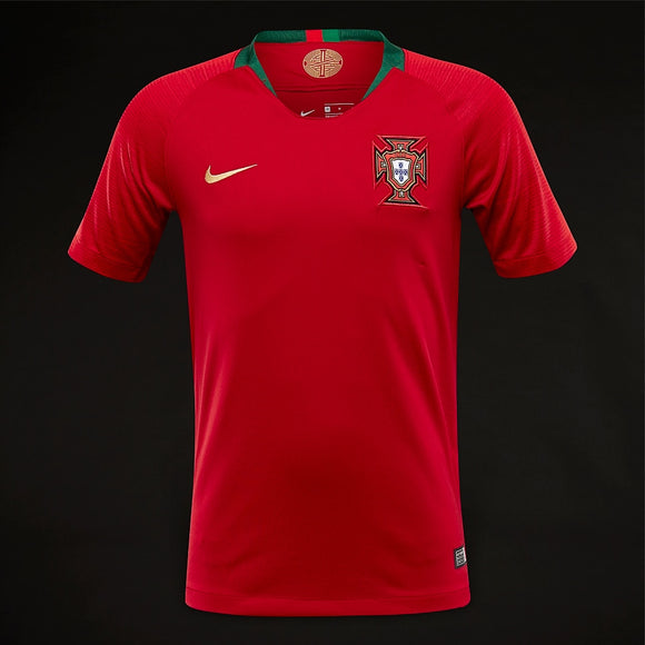 Original Portugal Premium Home Jersey & Shorts [Optional] World Cup 2018