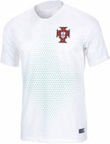 Portugal Away Football Jersey & Shorts FIFA World Cup 2018