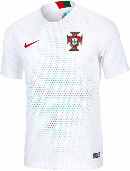 Original Portugal Premium Away Jersey & Shorts World Cup 2018