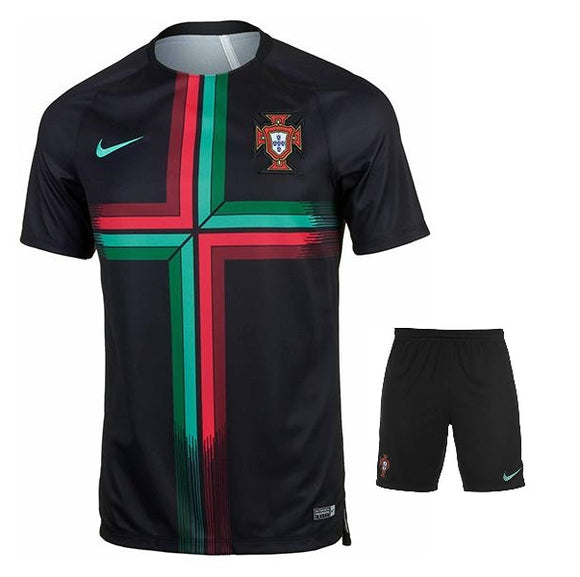 Rare Original Portugal Premium Training Jersey & Shorts World Cup 2018