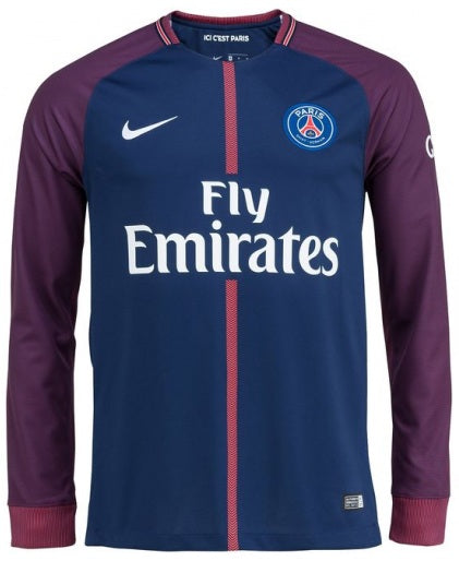 Original PSG Full Sleeve Premium Home Jersey 2017-18
