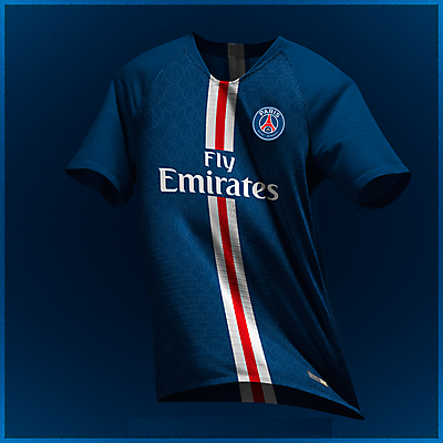 Original PSG Rare Training Jersey 2019/20 [Superior Quality]