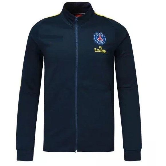 Original PSG Premium 3rd Zipper 2017-18