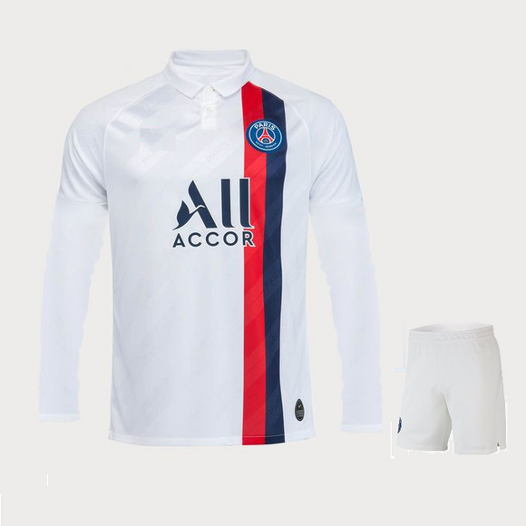 Original PSG Premium 3rd Full Sleeve Jersey & Shorts [Optional] 2019/20