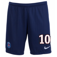Original Neymar PSG Premium Home Shorts 17-18
