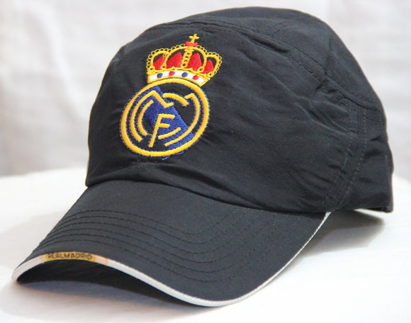 Cap Real Madrid Black