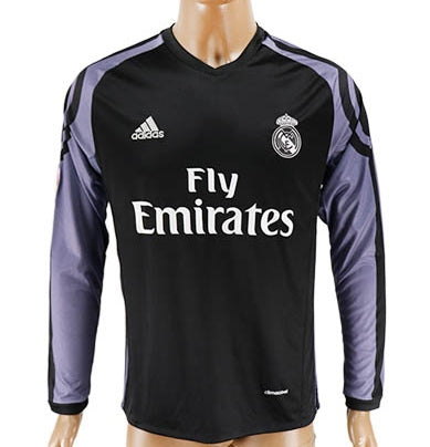 Real Madrid Full Sleeves Football Jersey & Shorts
