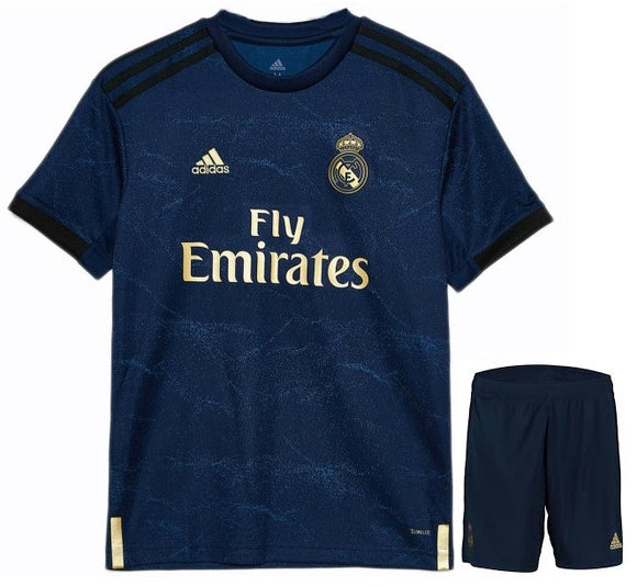 Real Madrid Away Jersey & Shorts 2019/20
