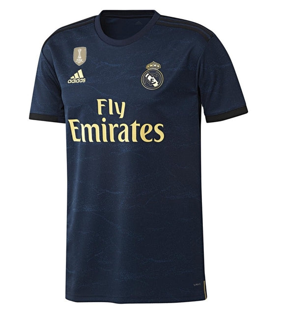 Original Real Madrid Away Jersey 2019/20 [Superior Quality]