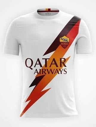 Original AS Roma Away Jersey 2019/20 [Superior Quality]