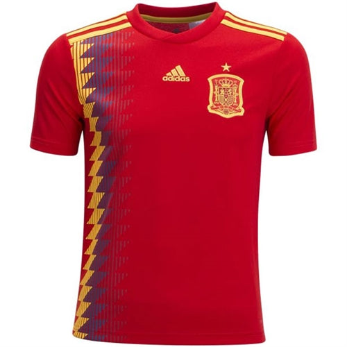 Original Spain Premium Home Jersey & Shorts World Cup 2018