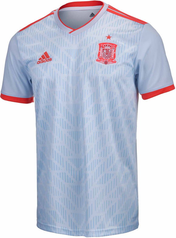 Original Spain Premium Away Jersey & Shorts World Cup 2018