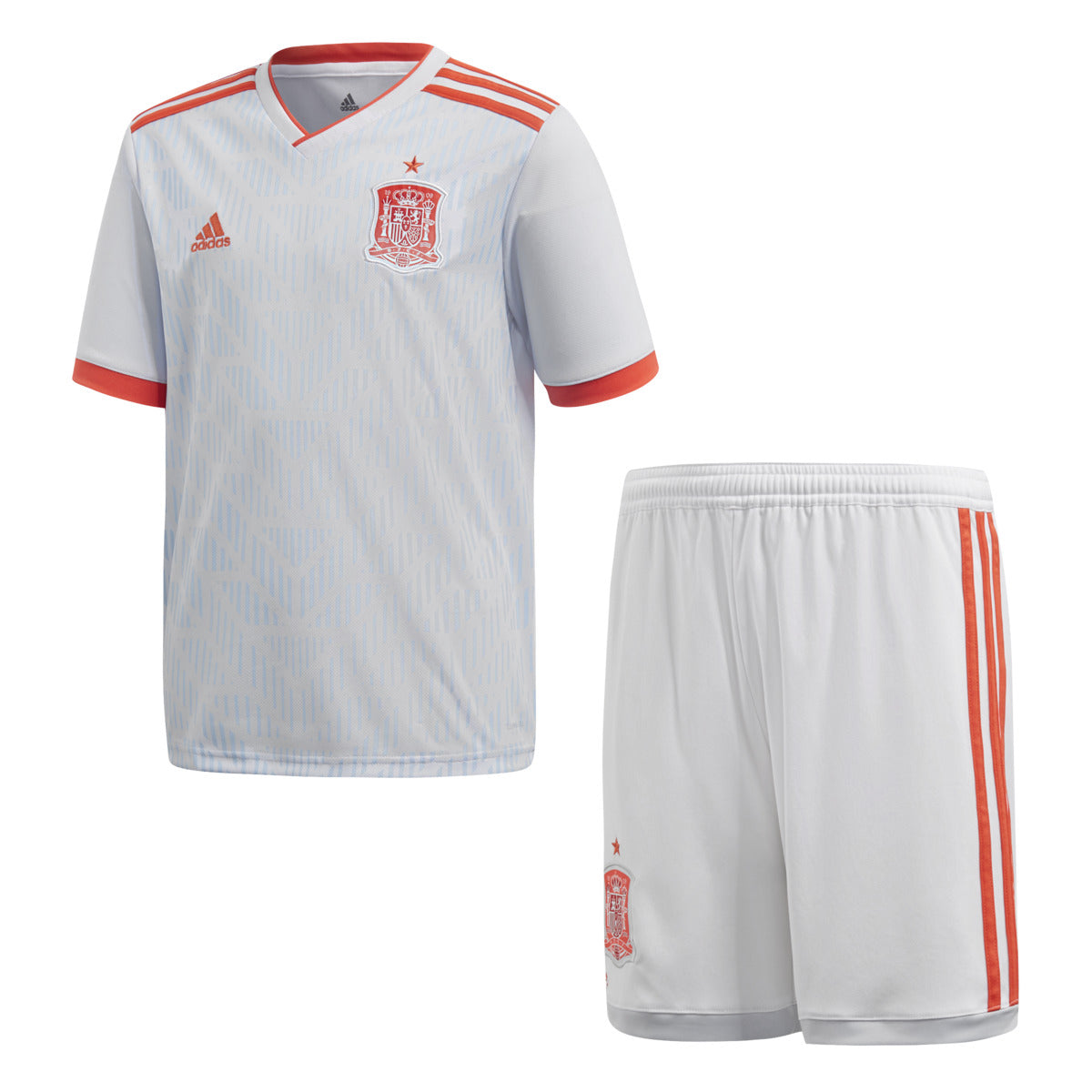 new style 13b2b 29837 Spain Away Football Jersey & Shorts FIFA World Cup 2018