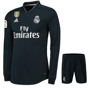 quality design 86988 c5fd2 Real Madrid Away Football Jersey New Season 2018-19 kit ...