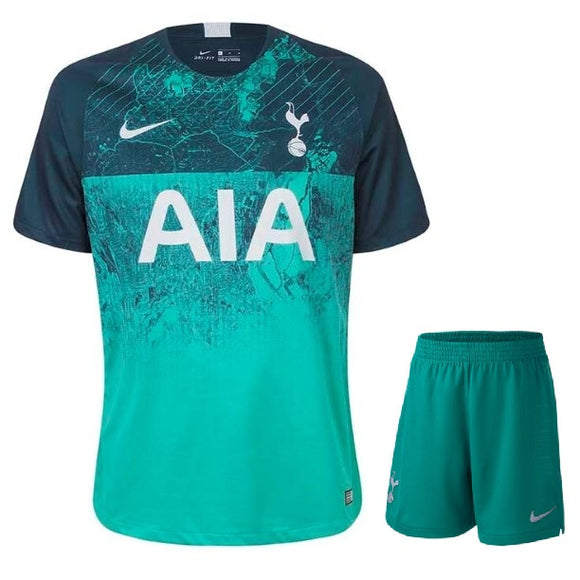 Original Tottenham Premium 3rd Jersey & Shorts [Optional] 2018-19