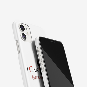 Ultra Thin BLM iPhone case