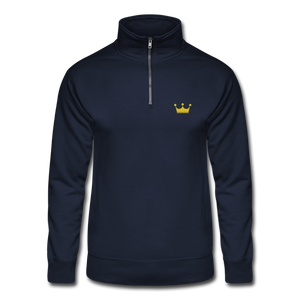 Men's Quarter Zip Pullover - navy