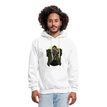 Load image into Gallery viewer, Men's Hoodie - white