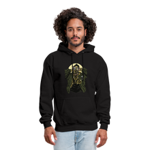 Load image into Gallery viewer, Men's Hoodie - black