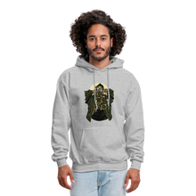 Load image into Gallery viewer, Men's Hoodie - heather gray