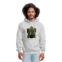 Load image into Gallery viewer, Men's Hoodie - ash