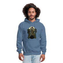 Load image into Gallery viewer, Men's Hoodie - denim blue