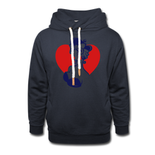 Load image into Gallery viewer, Pin Up Hoodie - navy