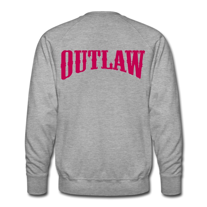 Outlaw - heather gray