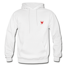 Load image into Gallery viewer, JM Premium Hoodie - white