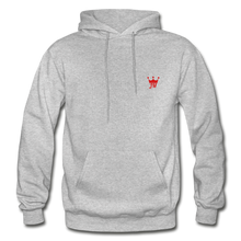 Load image into Gallery viewer, JM Premium Hoodie - heather gray