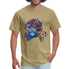 Load image into Gallery viewer, Let's Play Soccer - khaki