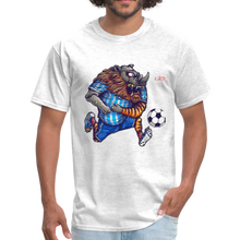 Load image into Gallery viewer, Let's Play Soccer - light heather gray