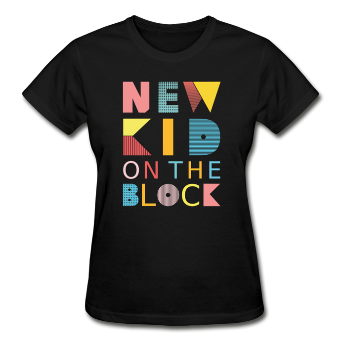 New Kid On The Block - black