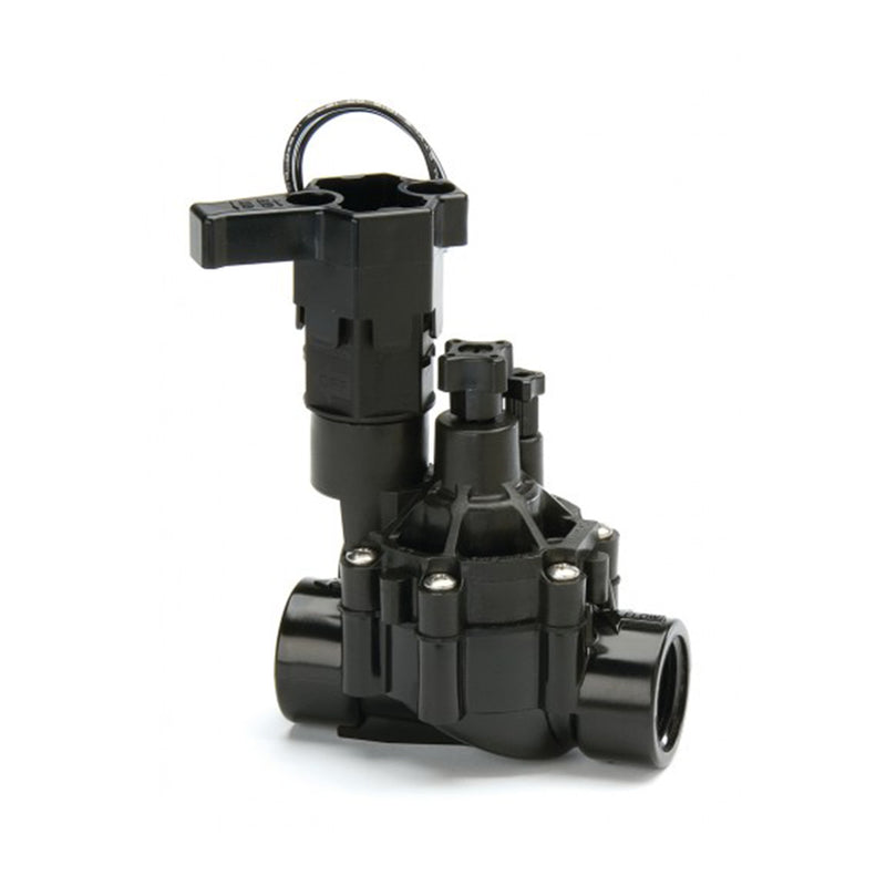 Rainbird | 100 DVF- 1 in. DVF Series Inline Plastic Residential Irrigation Valve with Flow Control- Female Pipe Thread