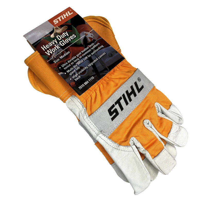 STIHL | Leather Gloves | PTBD