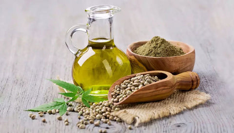 cooking with CBD extract -CBD Extract as a Food Supplement