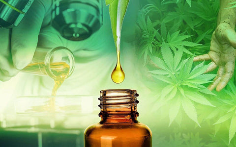 Cannabis Treatment for Chronic Pains-featured image- CBD oil