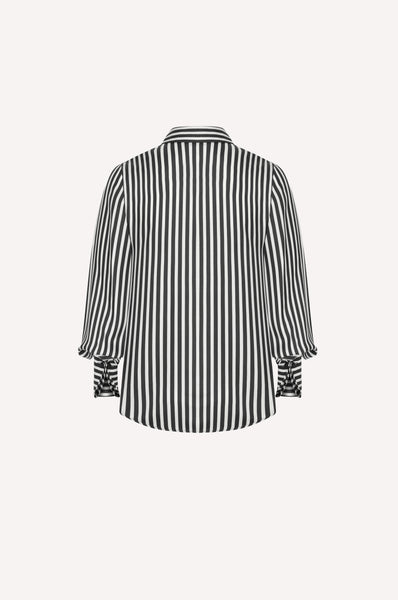 Classic Striped Blouse