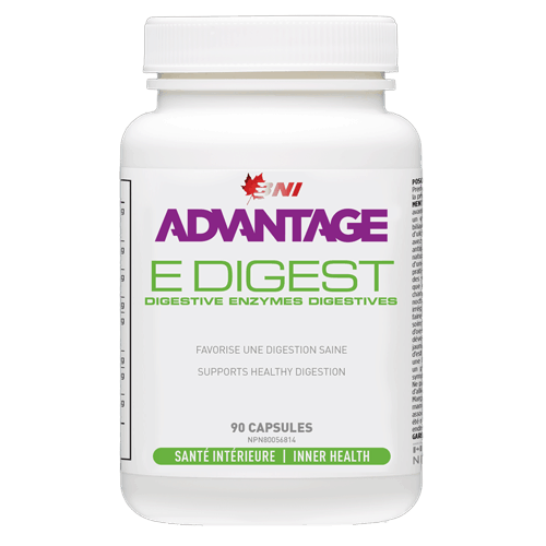 E-DIGEST (ENZYMES DIGESTIVES 90 CAPSULES