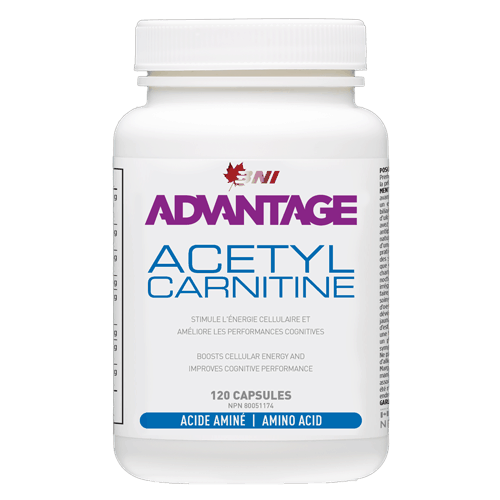 N-ACETYL L-CARNITINE (650 MG – 120 CAPSULES)