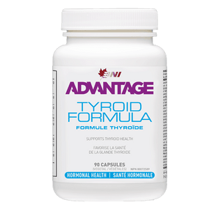 THYROID FORMULA (90 CAPSULES)